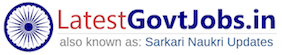 Latest Govt Jobs Logo