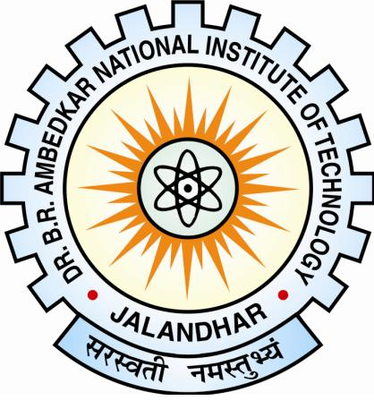 Dr. B. R. Ambedkar National Institute of Technology Jalandhar
