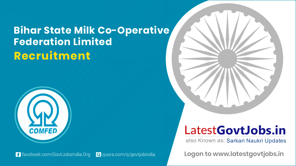 Bihar State Milk Cooperative Federation Limited
