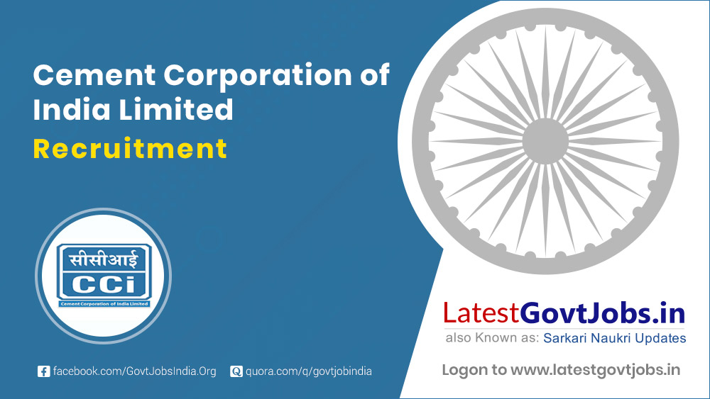 Cement Corporation of India Limited