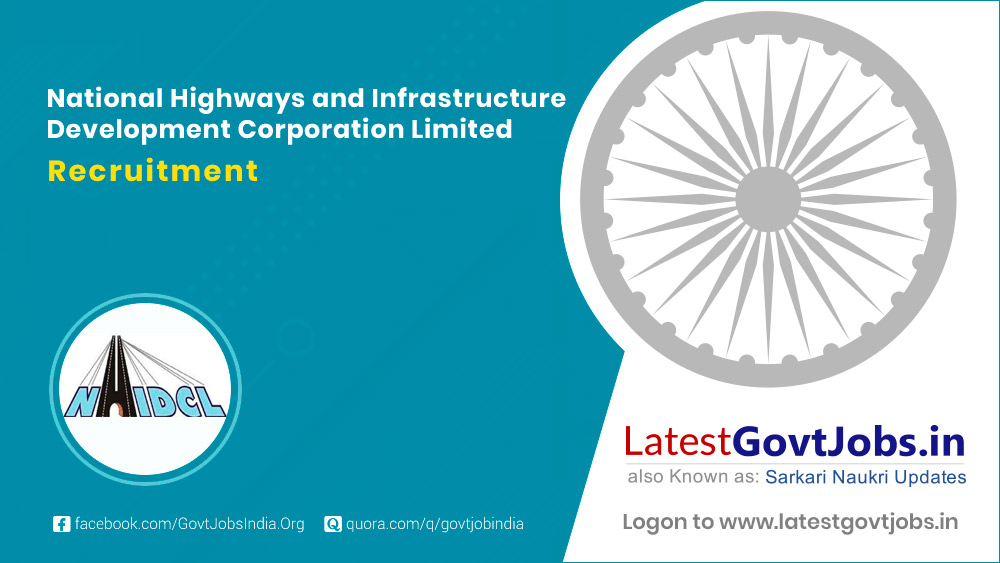 National Highways and Infrastructure Development Corporation Limited