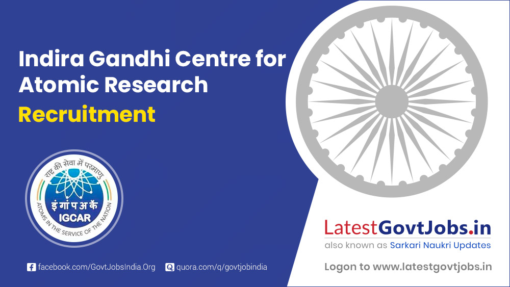 Indira Gandhi Centre for Atomic Research
