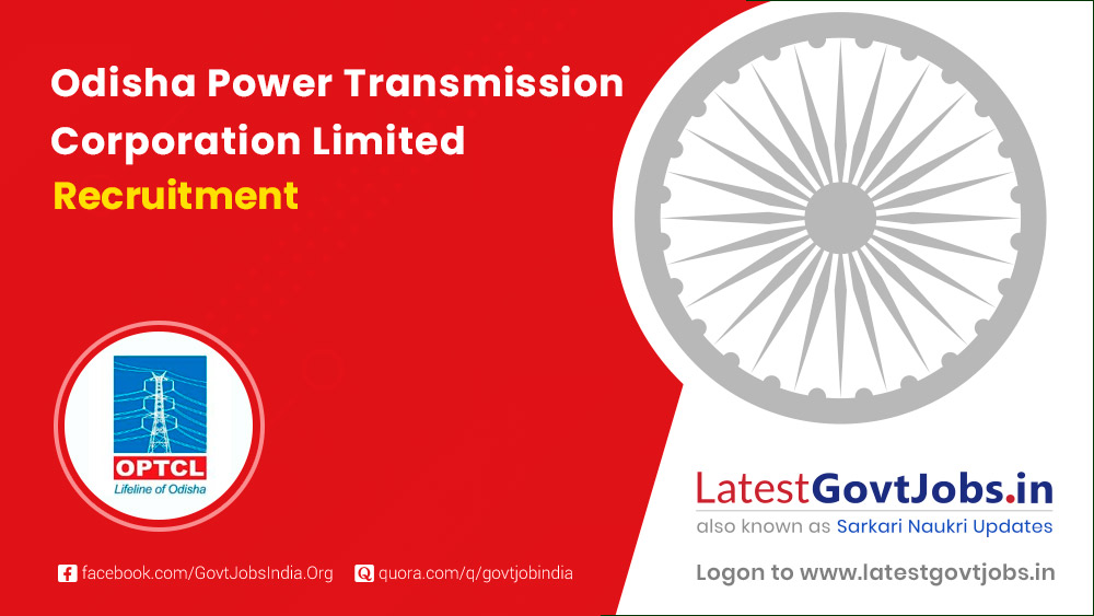 Odisha Power Transmission Corporation Limited