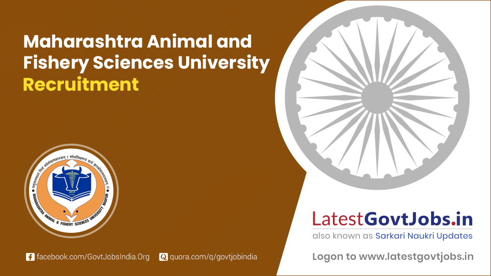 Maharashtra Animal and Fishery Sciences University