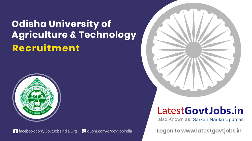 Odisha University of Agriculture and Technology