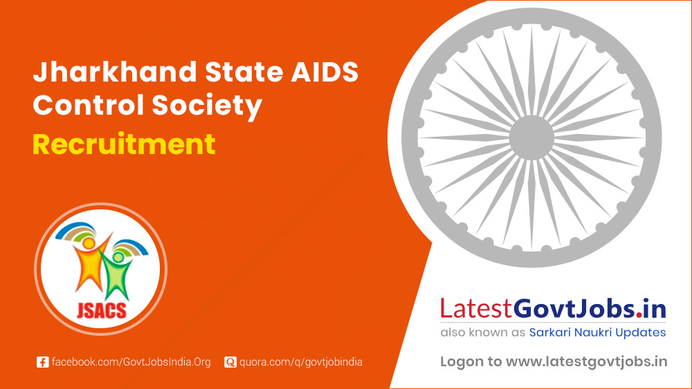 Jharkhand State AIDS Control Society