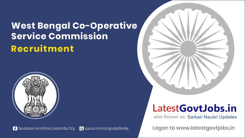 West Bengal Co-operative Service Commission