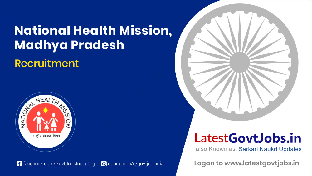 National Health Mission Madhya Pradesh