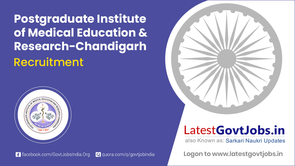 Postgraduate Institute of Medical Education and Research Chandigarh
