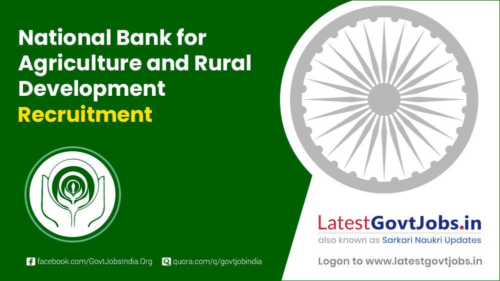 National Bank for Agriculture and Rural Development