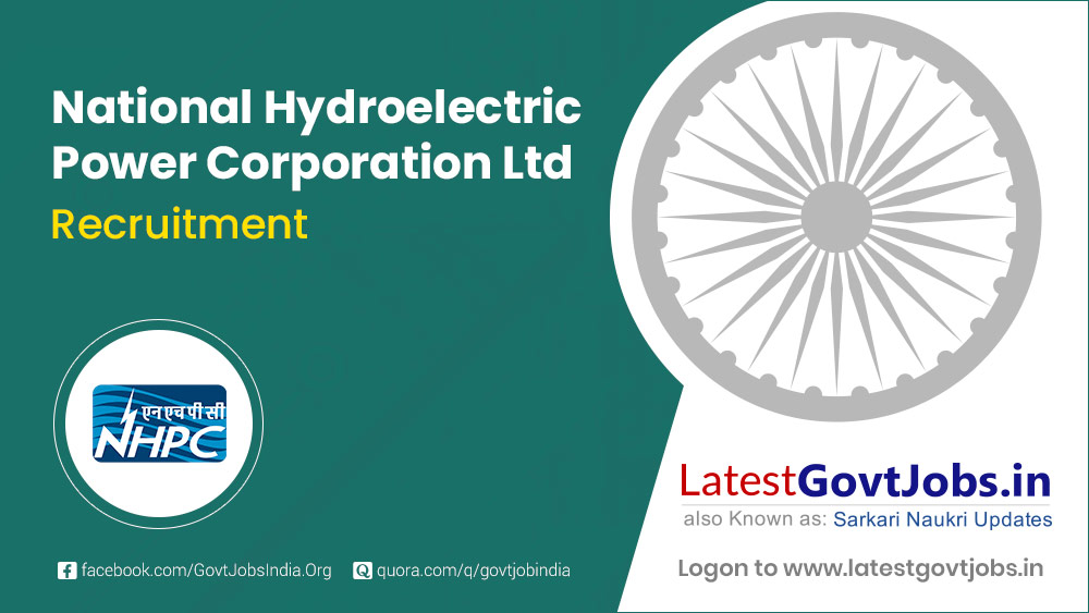 National Hydroelectric Power Corporation Limited