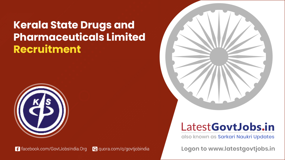 Kerala State Drugs and Pharmaceuticals Limited