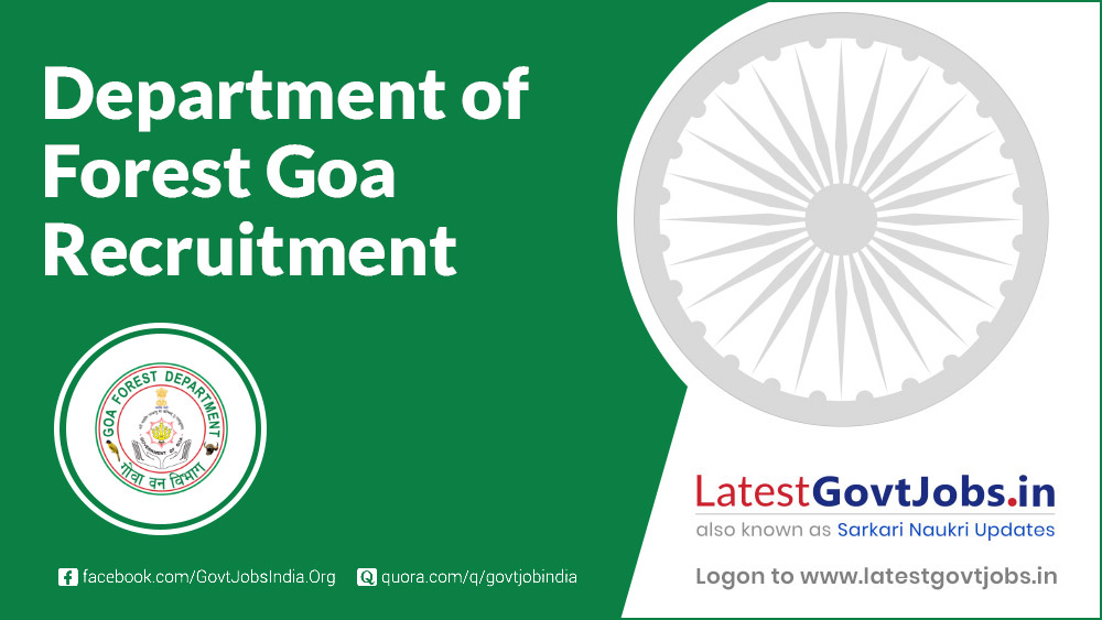 Department of Forest Goa